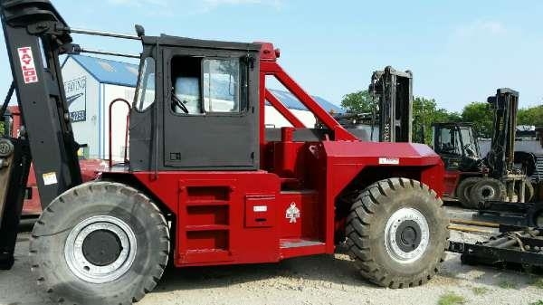 Used forklift for sale or rent