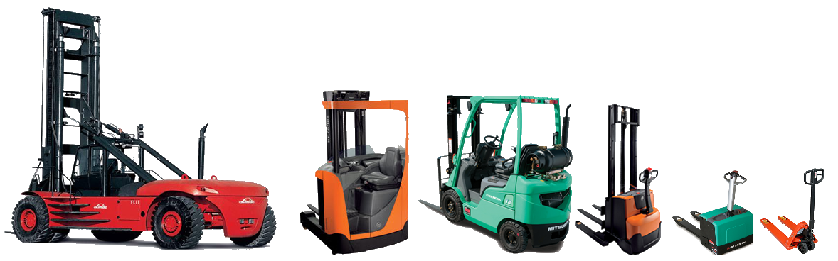 Various Classification Of The Forklift