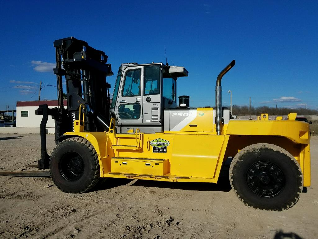 Choosing Forklift for Rent