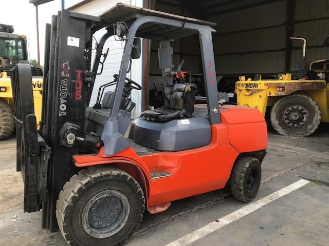 Forklift Rental Houston