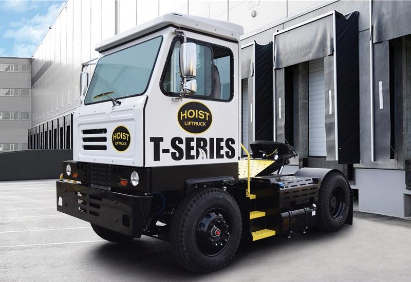 Yard Spotter Truck